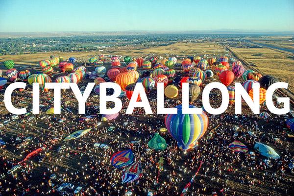 De 5 Bästa ställena att åka varmluftsballong i USA